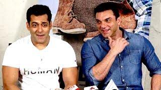 MUST WATCH | Salman Khan and Sohail Khan