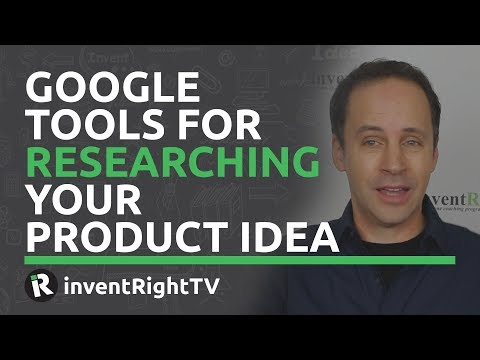 Google Tools For Researching Your Product Idea