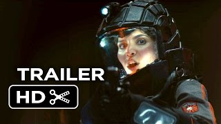 Infini Official Trailer #1 (2015) - Luke Hemsworth Sci-Fi Movie HD
