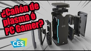Download ¿Cañón de Plasma o PC Gamer? Corsair se discute en CES - Droga Digital Video