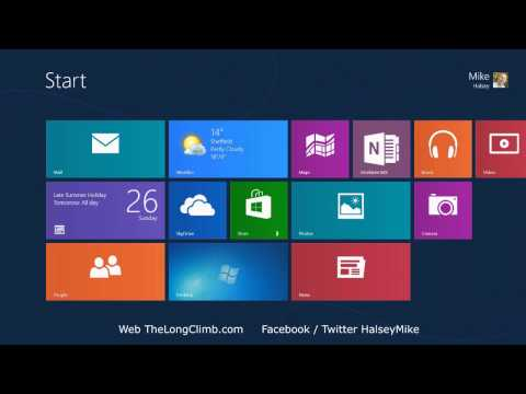 Windows 8 Flight Mode - Windows 8: Out of the Box