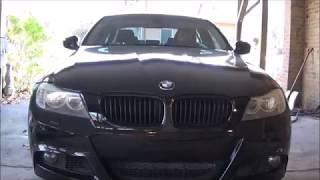 BMW 3 Series Coupe - brake pad warning reset - PakVim net HD