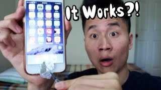 How To Unlock Any Smartphone Without The Passcode Life Hack