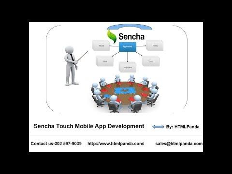 Sencha Touch Mobile App Development
