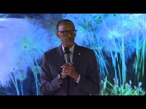 President Kagame speaks at Umubano Project 10th Anniversary Dinner | Kigali, 11 August 2017
