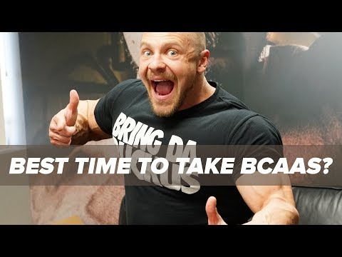 Best Time to Take BCAAs? Q&A #4 - WIN $50 Certificate!