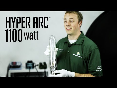 The most powerful single ended grow light - Hyper Arc 1100
