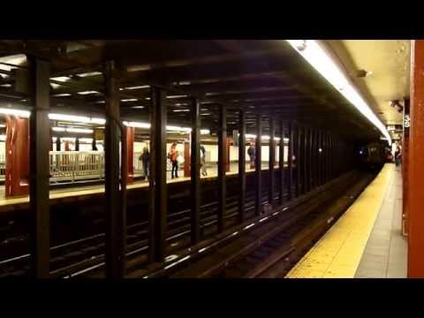 IND 8th Avenue Line: 34th Street - Penn Station (R32, R46, R160)