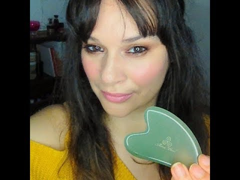 How to use Gua Sha Facial Tool for Anti-Ageing