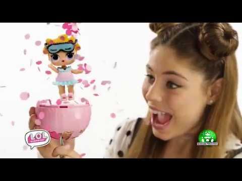 Lol Surprise Σειρά 3 - Κούκλες Confetti Pop