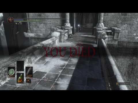 Dark Souls 3 PvP - Mages are Dumb