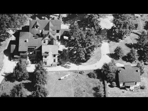 Now & Then - A View of Dunedin Estate in Petersburg, Va