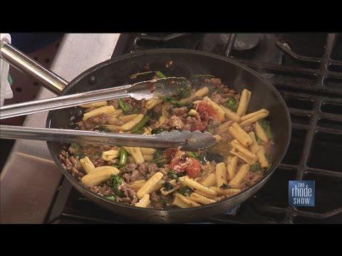 In the Kitchen: Fresh Ricotta Cavatelli