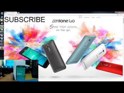 Zenfone GO LITE - ZB500KG - unboxing - review - Philippines