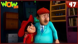 New Cartoon Show | Chacha Bhatija | Wow Kidz | Hindi Cartoons For Kids | Adla Badli