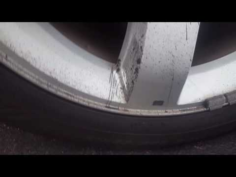 HOW TO REMOVE ROAD TAR FROM YOUR RIMS