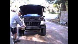 Jeep Grand Cherokee work