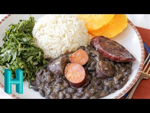 How to Make Feijoada | Hilah Cooking