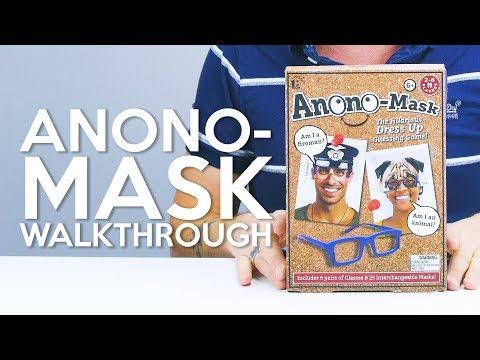 Anono-Mask Walkthrough | Paladone