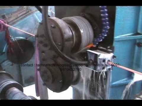 copper  rod rolling machine