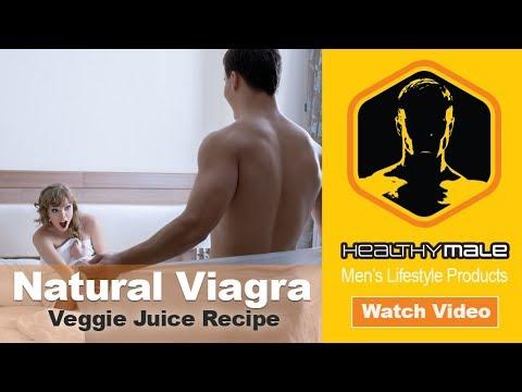 Veggie Libido Juice Natural Viagra Drink for Men Natural Remedy for Erectile Dysfunction
