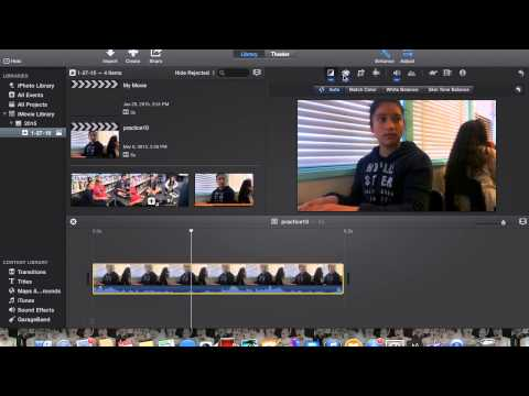 How to Enhance Video Quality in iMovie