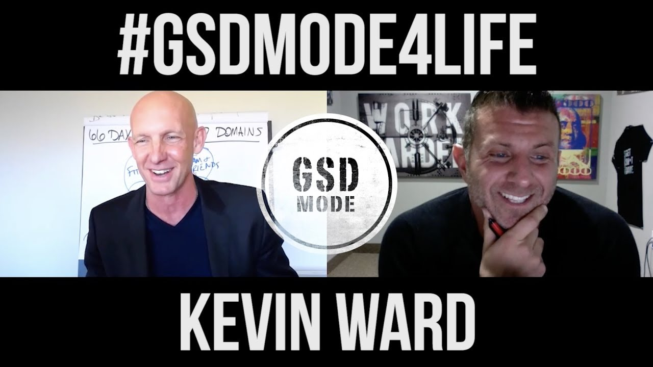 How To MASTER Scripts From Top Realtor Coach Kevin Ward : GSD Interview with Kevin Ward
