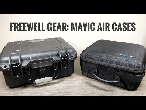 Mavic Air Cases | Freewell Gear