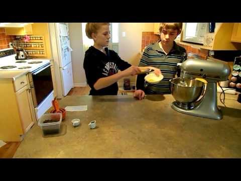 Best Chocolate Chip Cookies Ever-Cooking with kids!!