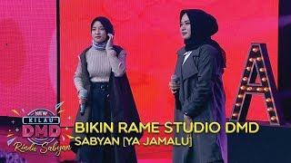BIKIN RAME Studio DMD Sabyan [YA JAMALU] - DMD Rindu Sabyan (20/11)