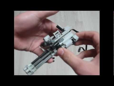 Lego m134 minigun (mini)