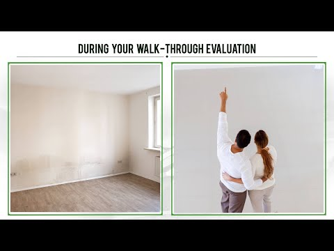 Move-In Evaluation - (702) 750-9725