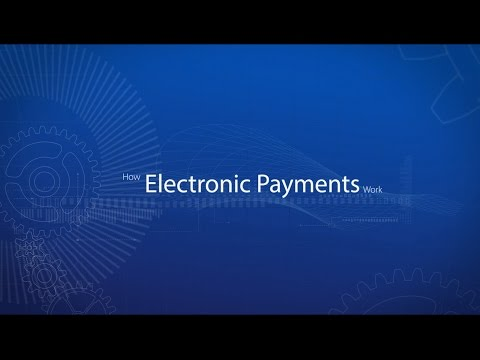 How Electronic Payments Work
