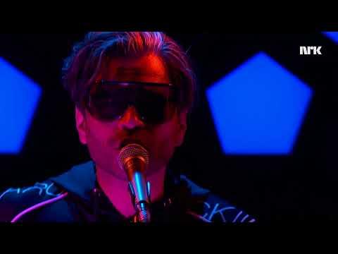 Live hos LINDMO: Datarock -