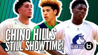 Chino Hills Is STILL The BEST Show In America! LaMelo Ball, Eli Scott, Gelo Ball & More!