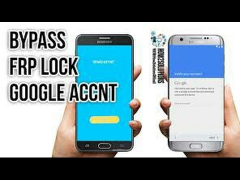 SAMSUNG J7 OR J7 DUOS 6 0 1 2016 edtion BYPASS GOOGLE