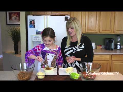 How to Make Healthy Chicken Tacos