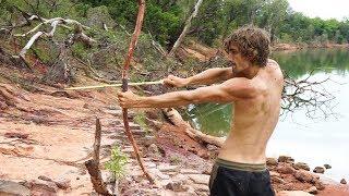 真的能用自制的弓箭抓到猎物吗 - 信誓蛋蛋尝试了【第六集】