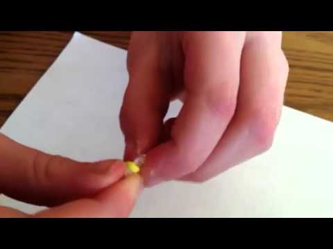 Simple, Simple Rubber Band Ring