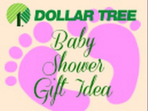 Inexpensive  DOLLAR TREE  Baby Shower Gift