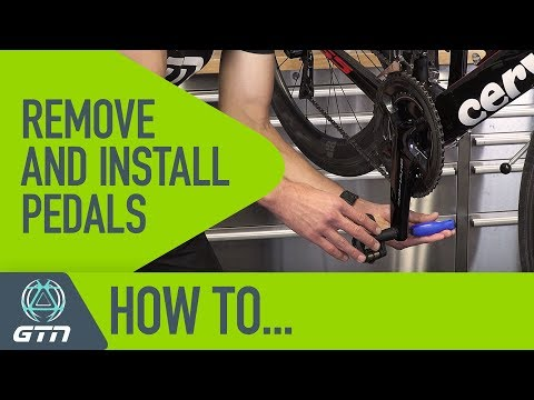 How To Change Pedals | Remove And Install Your Bike Pedals