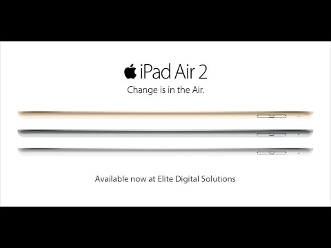 iPad Air 2 - Change | Apple Kenya