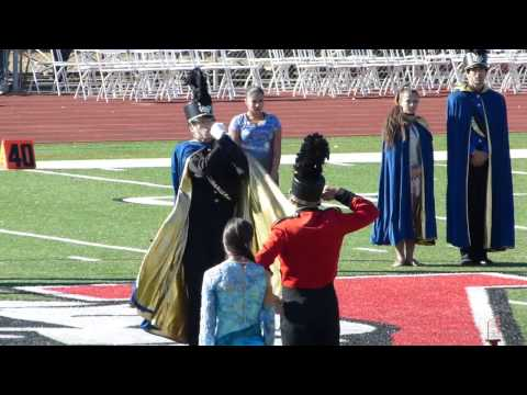 SPHS Marching Band Wins 1st Place in the 2A Division