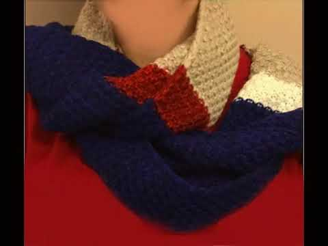 NEOSAN Cable Knit Scarf