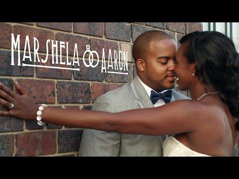 Marshela + Aaron Wedding Feature Film - Dock580 - Columbus, Ohio
