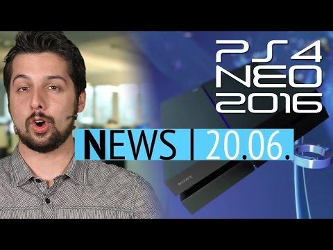 PS4 Neo kommt noch 2016 - No Man's Sky beendet Rechtsstreit mit Sky-TV - News