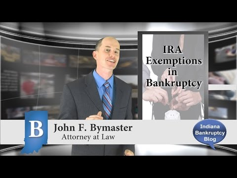IRA Exemptions in Bankruptcy