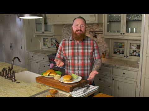 Cooking with Kevin Gillespie: The Chick-fil-A Inspired