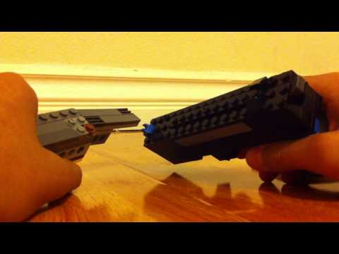 Lego weapons#2 combat knife