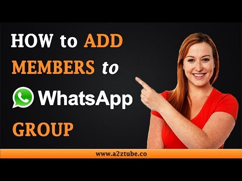 How to Add Members to WhatsApp Group on an Android Device